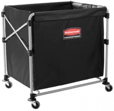Chariot porte-sac à linge X-Cart 300L