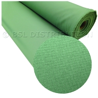 Tissu terylene vert polyester (vente au mètre)