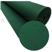 Tissu élastique stretch vert polyester (vente au mètre)