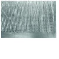 Plaque aluminium perforée pour diffusion vapeur
