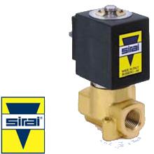 Électrovanne vapeur et eau SIRAI