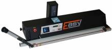Emballeuse Scelleuse manuel EASY pour emballer et souder sous vide dans les laveries libre-service.