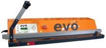 Emballeuse Scelleuse Evo semi-automatique pour emballer et souder sous vide dans les Laveries