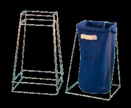Support de sacs en fil de fer