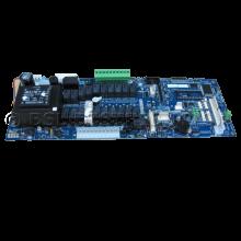 526008 PRIMUS Platine MCG FC Graphitronic (Bleue)