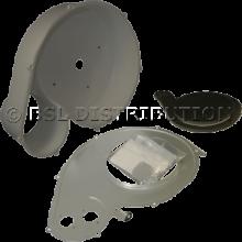RSP511969P PRIMUS Kit couvercle turbine gris