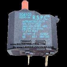 D504103 IPSO Buzzer réglable 220V