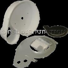RSP511969WP IPSO Kit couvercle turbine BLANC