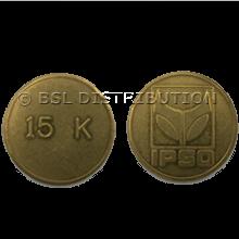 560778 IPSO Jeton 15 K
