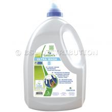 Lessive liquide concentrée et hautes performances, GREEN'R ULTRA WASH hypoallergénique, 3 L.