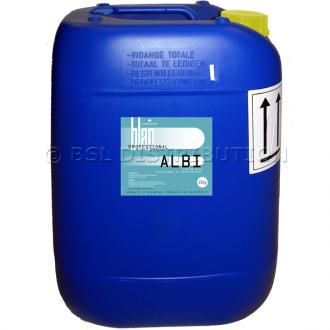 Liquide de détachage et de désinfection ALBI, bidon de 22 KG. CHRISTEYNS