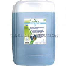 Lessive liquide enzymatique GREEN'R ULTRA WASH PRO pour tous textiles, 20 L.