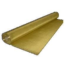 Grillage acier, laiton, cuivre et plaque aluminium