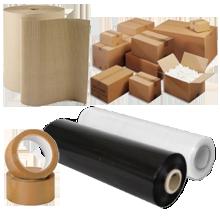 Emballage et palettisation