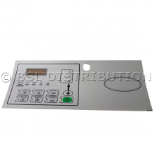 802945 IPSO Autocollant de trappe