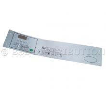 801762 IPSO Autocollant de façade 8 KG (Grand hublot)