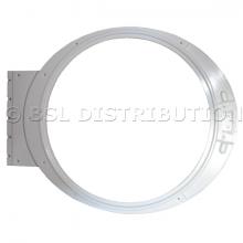 802307P PRIMUS Intérieur de porte blanc 8 à 10 KG