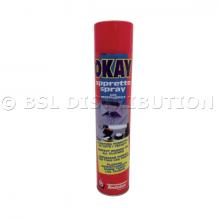Spray Amidon professionnel