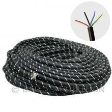 Câble électrique, alimentation fer à repasser (vente au mètre)