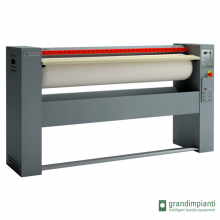 Grandimpianti S120/25 - Déstockage<br /> Repasseuse à rouleau 1200 x 250 mm Automatique