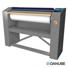 DANUBE R25/140 - Déstockage<br /> Repasseuse à rouleau 1400 x 250 mm Automatique