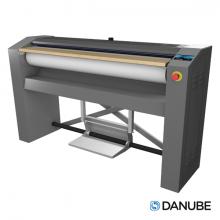 DANUBE R18/100 - Déstockage<br /> Repasseuse à rouleau 1000 x 180 mm Manuelle