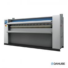 DANUBE DII140 - Déstockage<br /> Sécheuse-Repasseuses 1400 x 325 mm