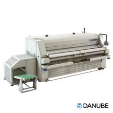 DANUBE SPE600-3300 - Déstockage<br /> Sécheuse-Repasseuses 3300 x 600 mm
