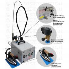 Générateur MOD.372<br /> Centrale vapeur chaudière inox 5 litres en promotion