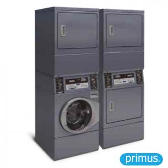 Colonne de lavage et séchage SPS10 - SDS10 (Version Blanchisserie)