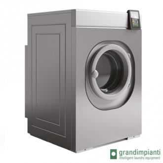 GRANDIMPIANTI GWH105 - Machine à laver professionnelle à cuve suspendue, super essorage (Déstockage).