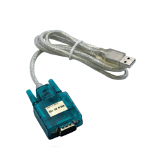 GBK / GFK - RS-232 vers câble interface USB.