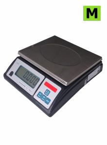 Balance Commerciale Homologuée Pesage Poids / Prix. Portée 1,5 à 30kg. ( 36 SP )
