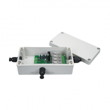AGB/AGF - Boitier relais.
