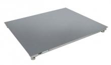 Plateforme de Pesage Professionnelle INOX. Portée 150 à 3000kg. ( PVS Inox )