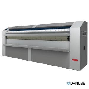 DANUBE M33 ET2 - Sécheuse repasseuse professionnelle, cylindre 500 x 3300 mm Automatique. (Déstockage)