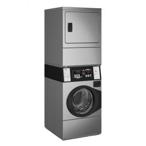 Colonne de Lavage Professionnelle 2 x 10 KG Laverie Automatique.