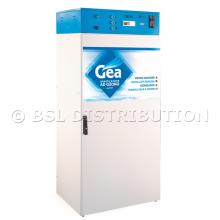 GEA - Cabine de Désinfection à l'Ozone Professionnelle (Bactéries, Virus, Allergènes, Fumée et autres mauvaises odeurs).