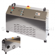 ATLANTIDE 500 - Générateur d'Ozone Professionnel (Bactéries, Virus, Allergènes, Fumée et autres mauvaises odeurs).