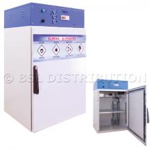 MINI GEA - Cabine de Désinfection à l'Ozone Compact (Bactéries, Virus, Allergènes, Fumée et autres mauvaises odeurs).