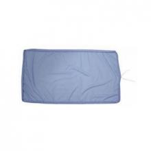 Housse Rectangulaire 120x50cm complète tissu + molleton + grillage