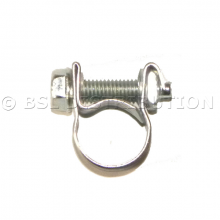 Bride de serrage tuyau vapeur de 9 à 11 mm