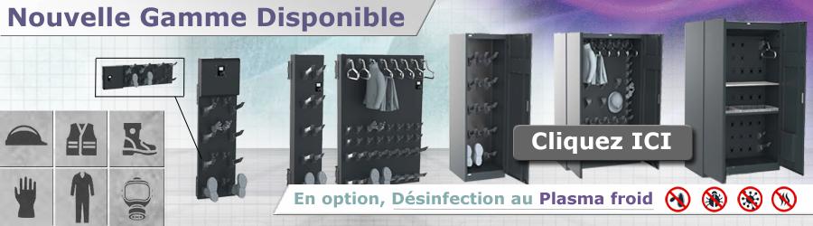 Nouvelle Gamme : Système de séchage pour vêtements, chaussures, bottes, gants, casques...