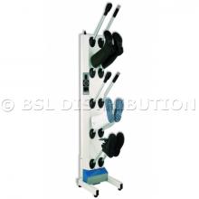 SBC-405 - Séchoir à tubes pour bottes et chaussures