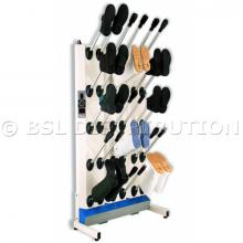 SBC-415 - Séchoir à tubes pour bottes et chaussures