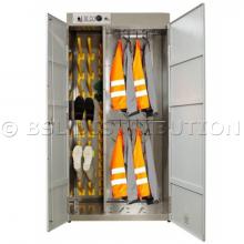 AS8 - Armoire séchante pour petits groupes pour équipements complets