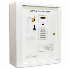 MICROLINE - Centrale de paiement laverie automatique