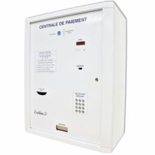 ECOLINE 3 - Centrale de paiement laverie automatique