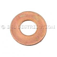 201/00201/00 IPSO Rondelle cuivre 10 x 22 x 1 mm