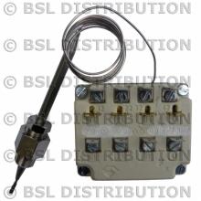 PRI340001012 PRIMUS Thermostat 4 températures Diam. 6 mm